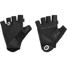 ASSOS summerGloves_S7, black volkanga